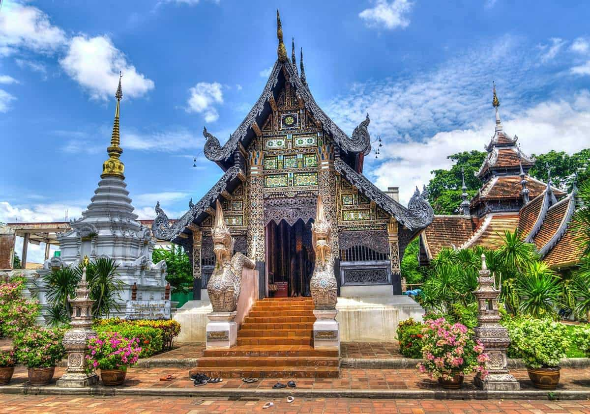 Most beautiful city in Asia – Chiang Mai, Thailand