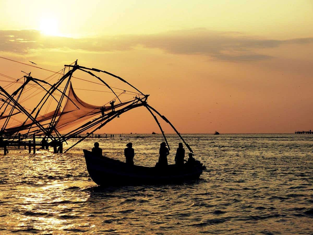 Most beautiful city in Asia – Kochi, India