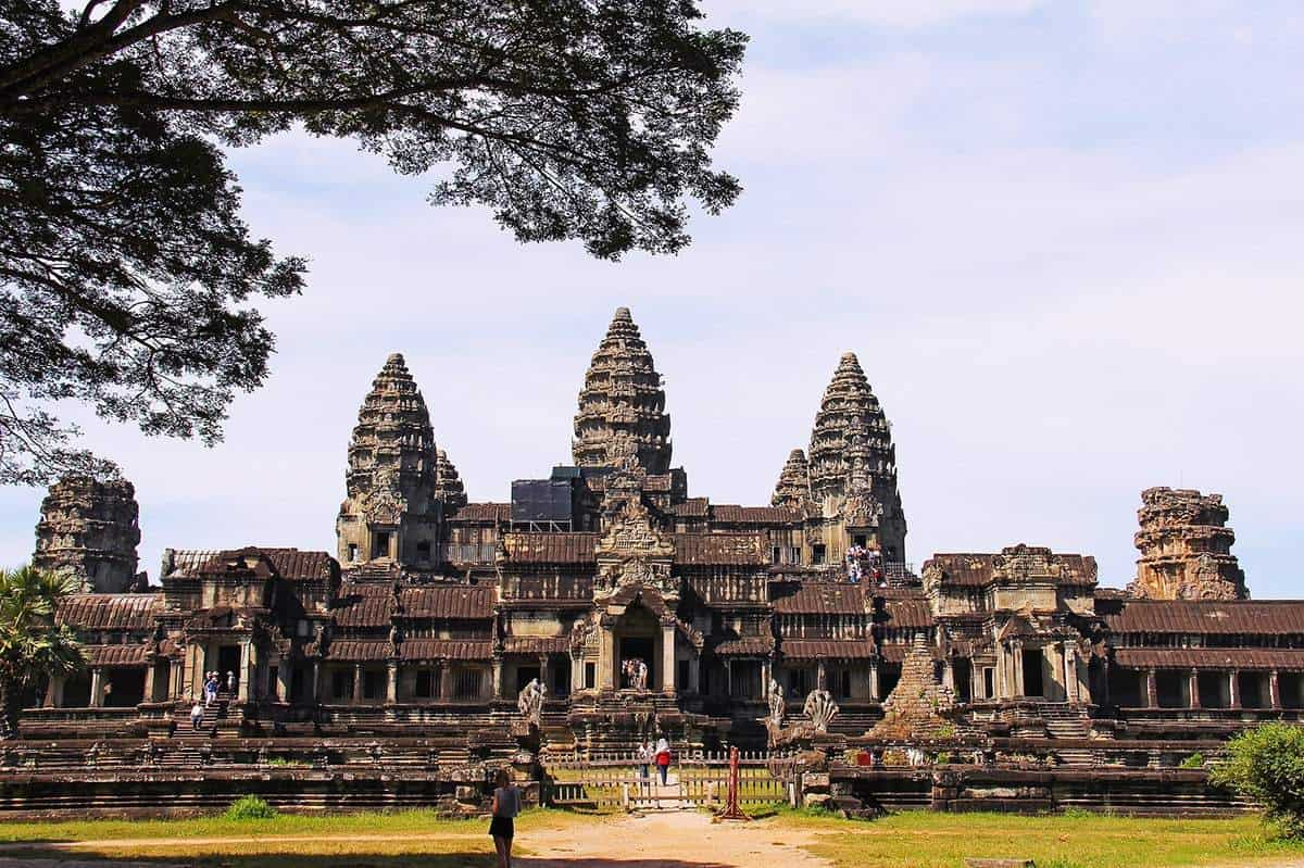 One of the famous cities in Asia – Siem Reap, Cambodia