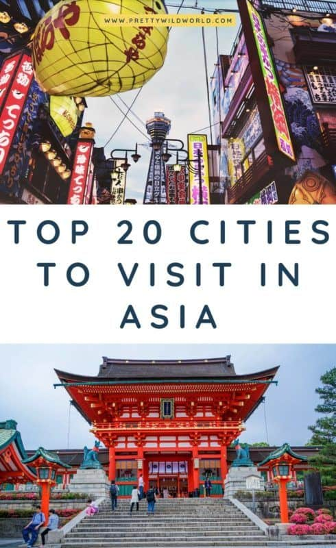 Cities in Asia | Wondering where to travel next? Asia is a wonderful place filled with culture, tradition, art, fashion, and so on. It is also an idea backpacking destination. Read this post now or pin it for later read! #traveldestinations #traveltips #bucketlisttravel #travelideas #travelguide #amazingdestinations #traveltheworld #asia