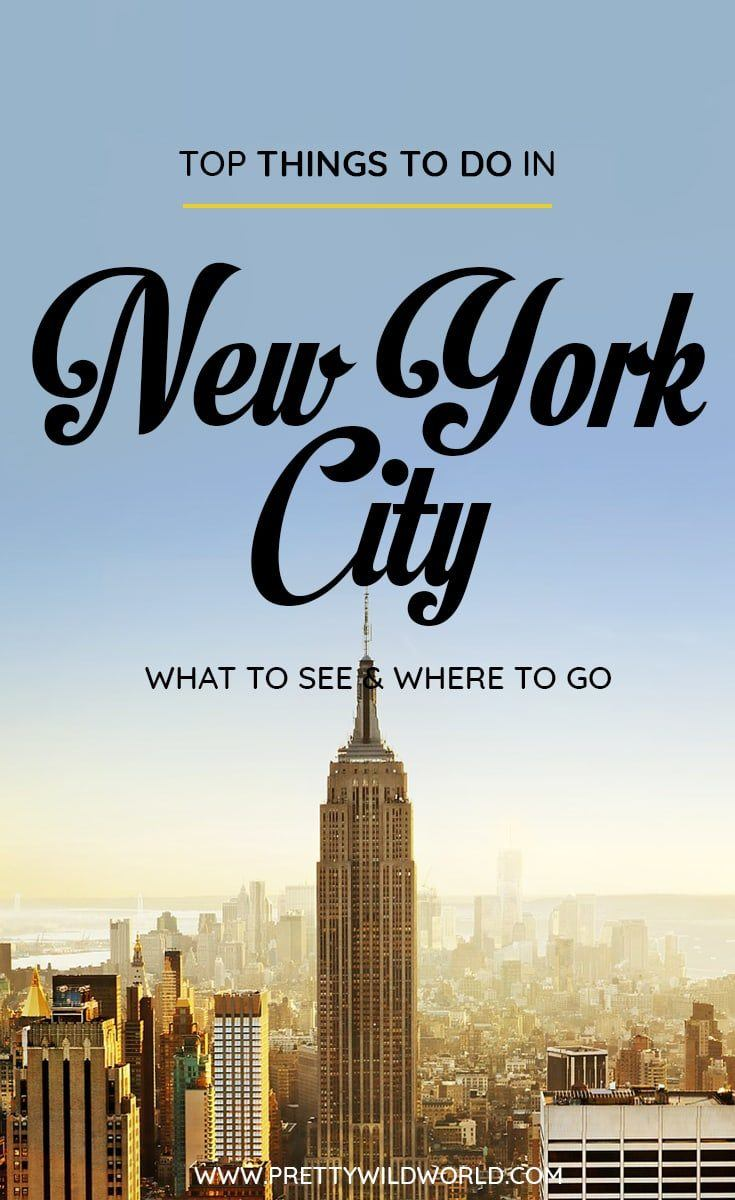 Top Attractions and Things to do in New York City (USA) | New York City attractions, places in New York City, New York City landmarks, what to do in New York City, New York City sightseeing, New York City tourist attractions, places to visit in New York City, activities in New York City, what to see in New York City, things to see in New York City, places to see in New York City, places to go in New York City, New York City points of interest, where to go in New York City, places of interest in New York City #NewYorkCity #USA #travel