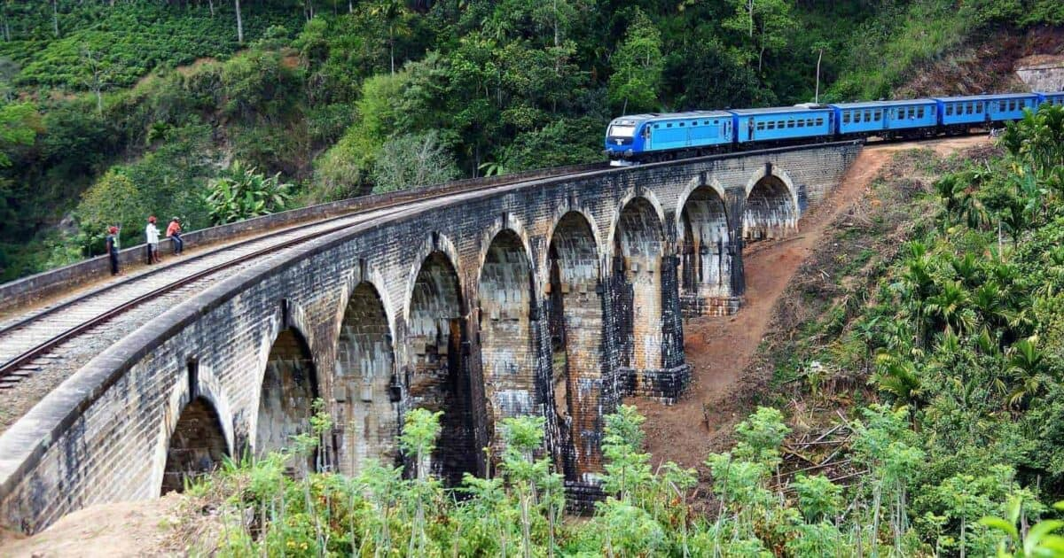 Places to visit in Sri Lanka Featured