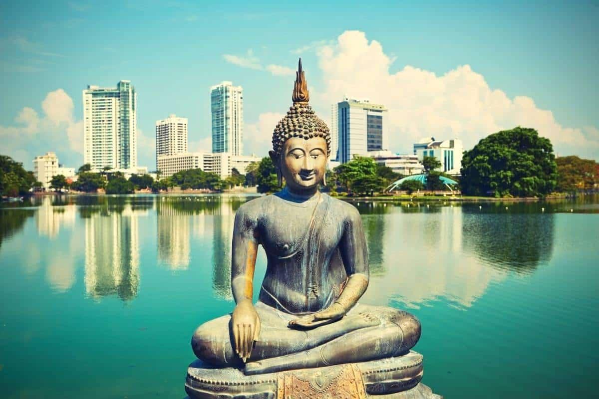 Seema Malaka Colombo Sri Lanka