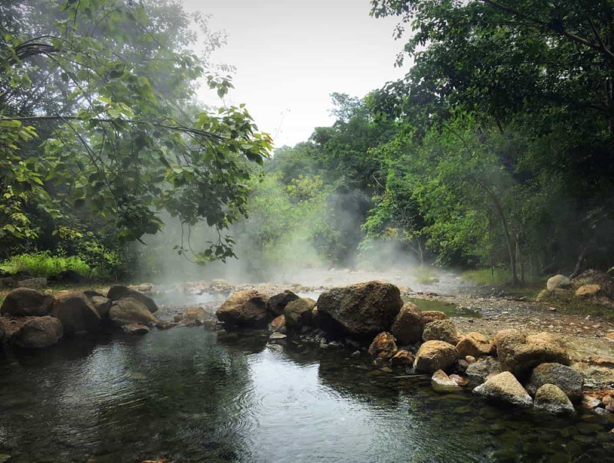 Lon Tha Pai Hot Springs