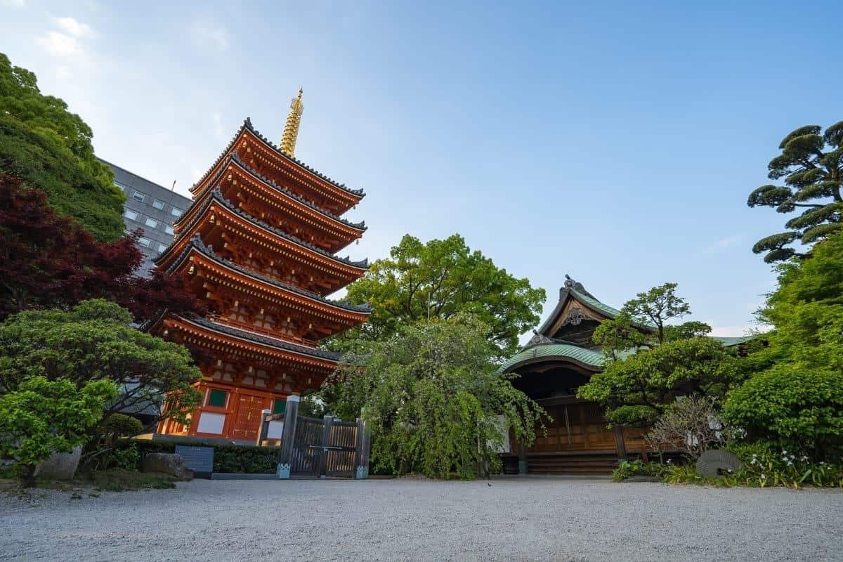 Hakata Fukuoka Japan