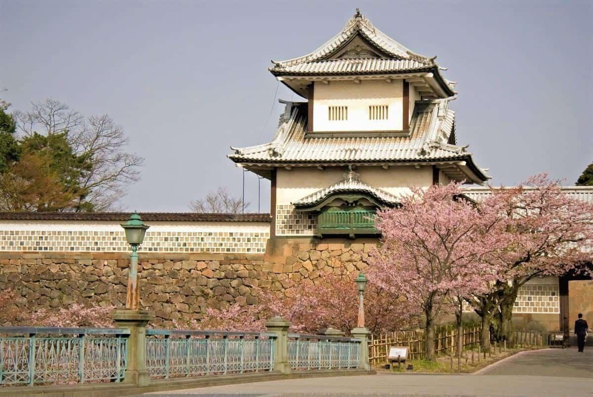 Kanazawa Castle Kanazawa Japan