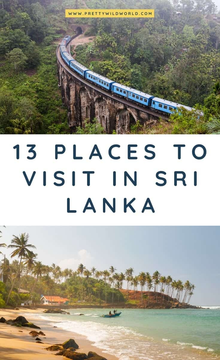 Planning to travel to Sri Lanka? One of the countries in Asia with nice landscape, ancient temples, jungles, elephants, and coastline surrounded with pristine beach. Visit cities like Kandy, Colombo, and Mirissa for some adventurous Sri Lankan excursions for a vaca. #srilanka #asia #traveldestinations #traveltips #bucketlisttravel #travelideas #travelguide #amazingdestinations #traveltheworld
