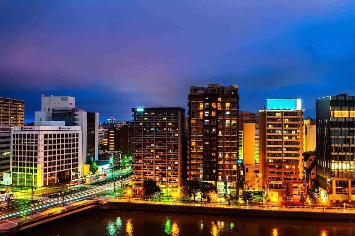 places to vivit Japan
