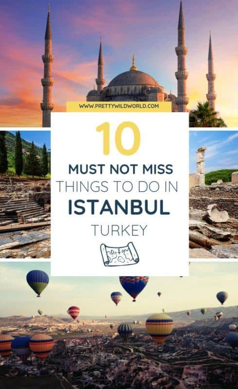 Things to do in Istanbul, Turkey | Know for its grand bazaar, lively nightlife, and amazing food. However, are you also interested in travel, shopping, instagram spots, architecture, and unique fashion? Well, read this post now or pin it for later read! #traveldestinations #traveltips #bucketlisttravel #travelideas #travelguide #amazingdestinations #traveltheworld