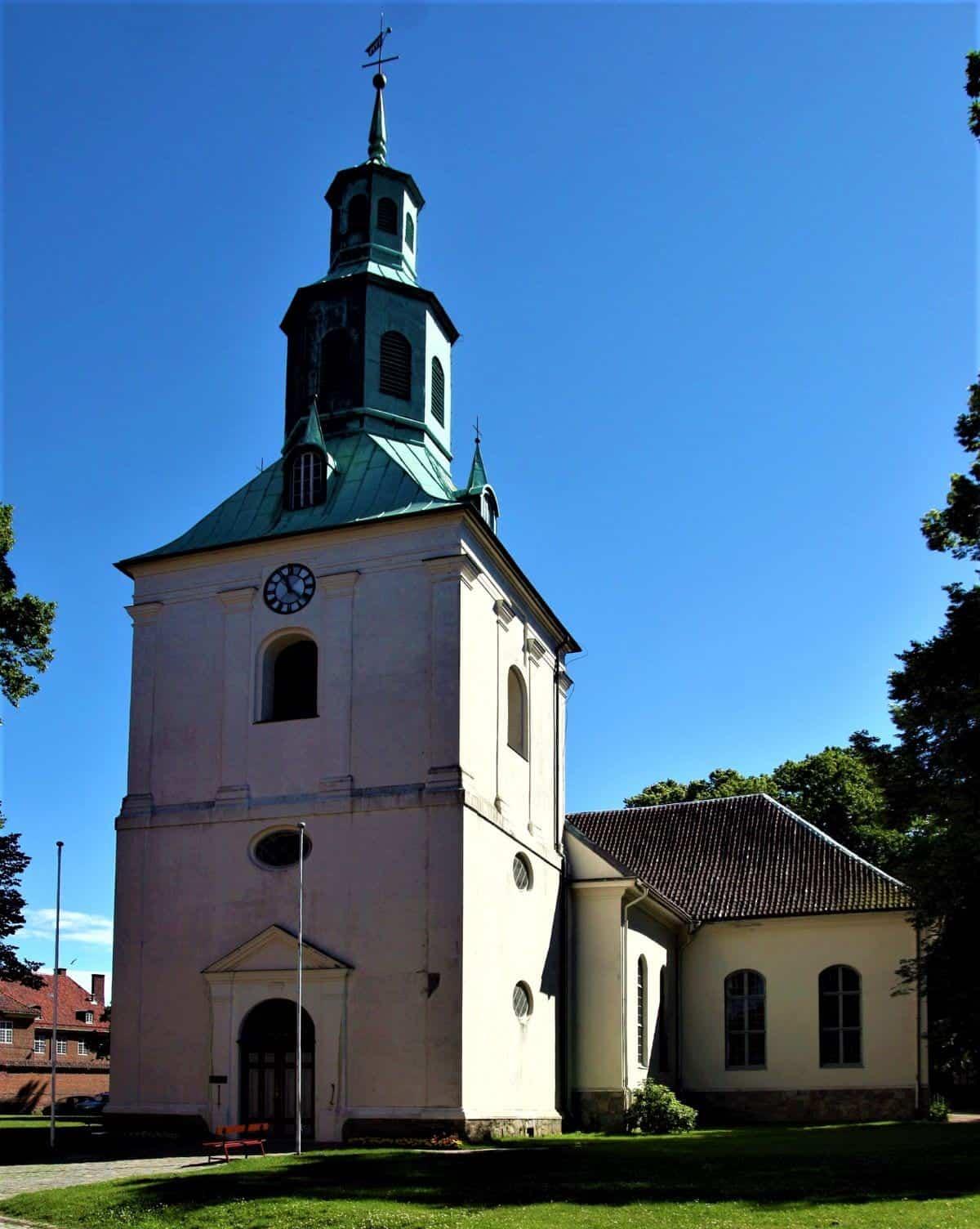 Østre Fredrikstad Church