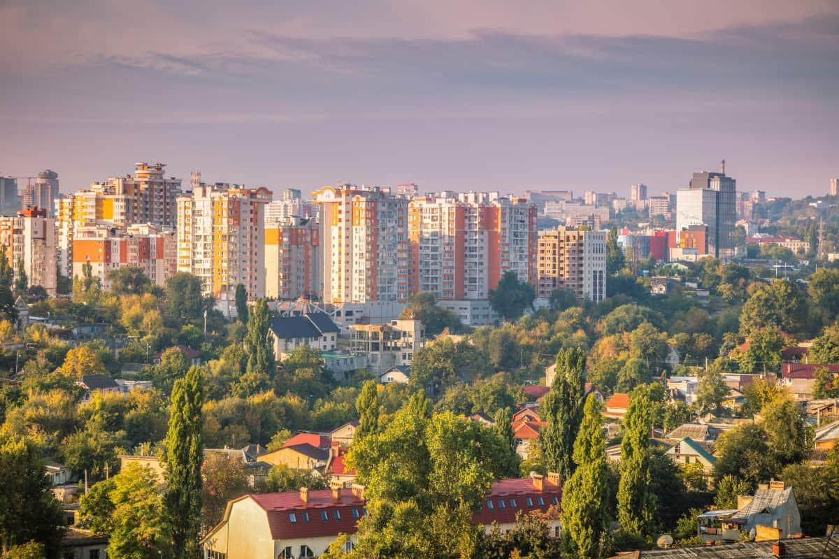 Places to visit in Moldova Chisinau