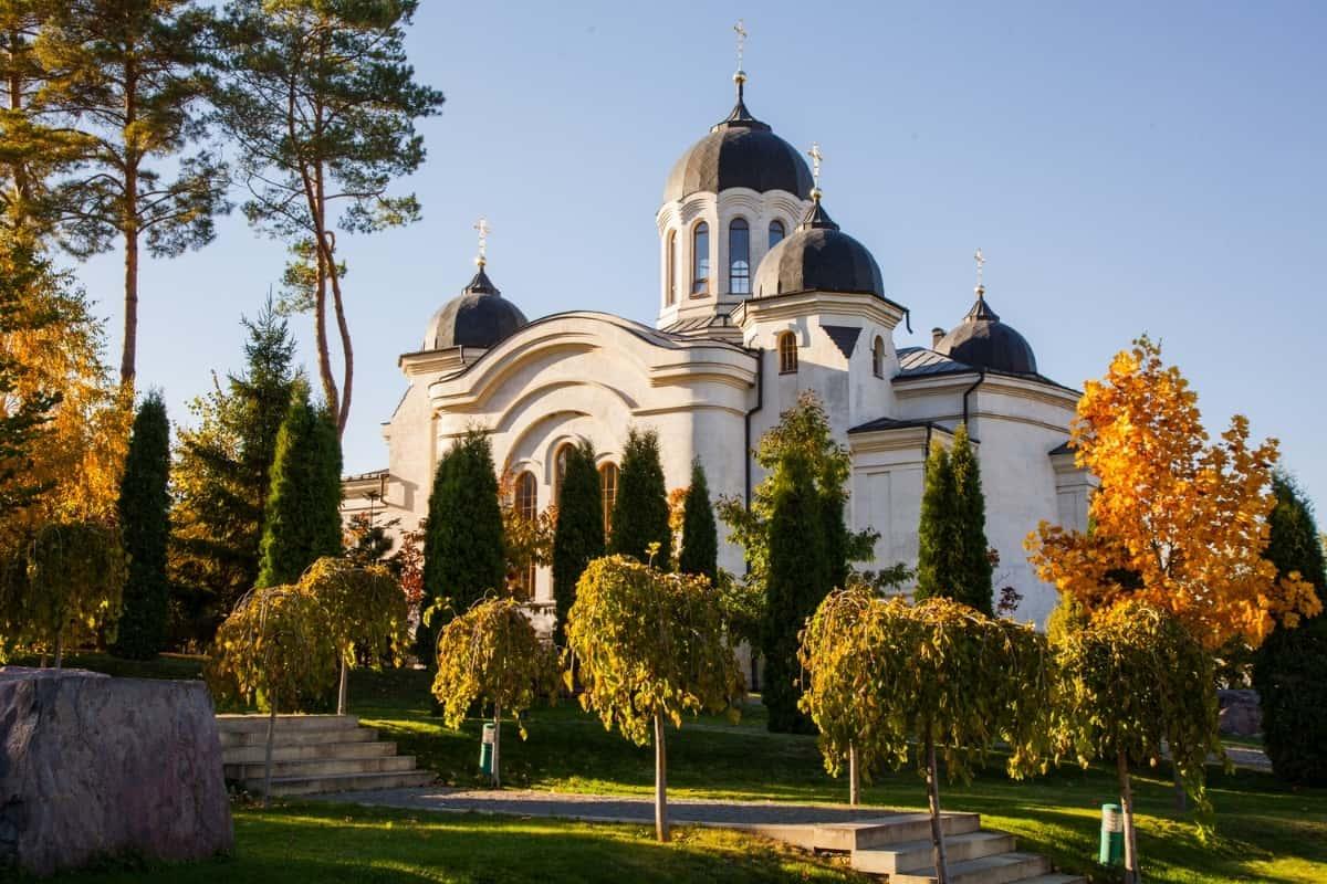 Places to visit in Moldova Orhei