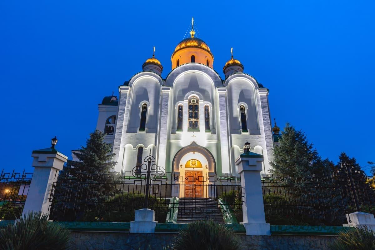 Places to visit in Moldova Tiraspol