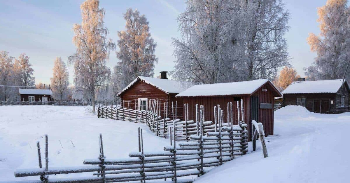 Things to do in Gammelstad