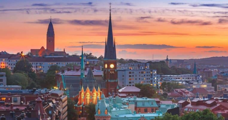 Things to do in Gothenburg