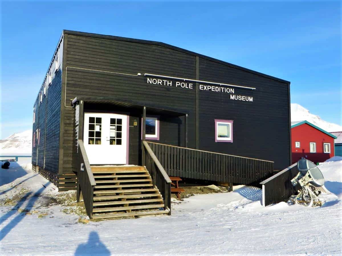 Things to do in Svalbard North Pole exhibition museum