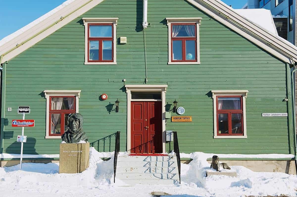 The Polar Museum and Skansen