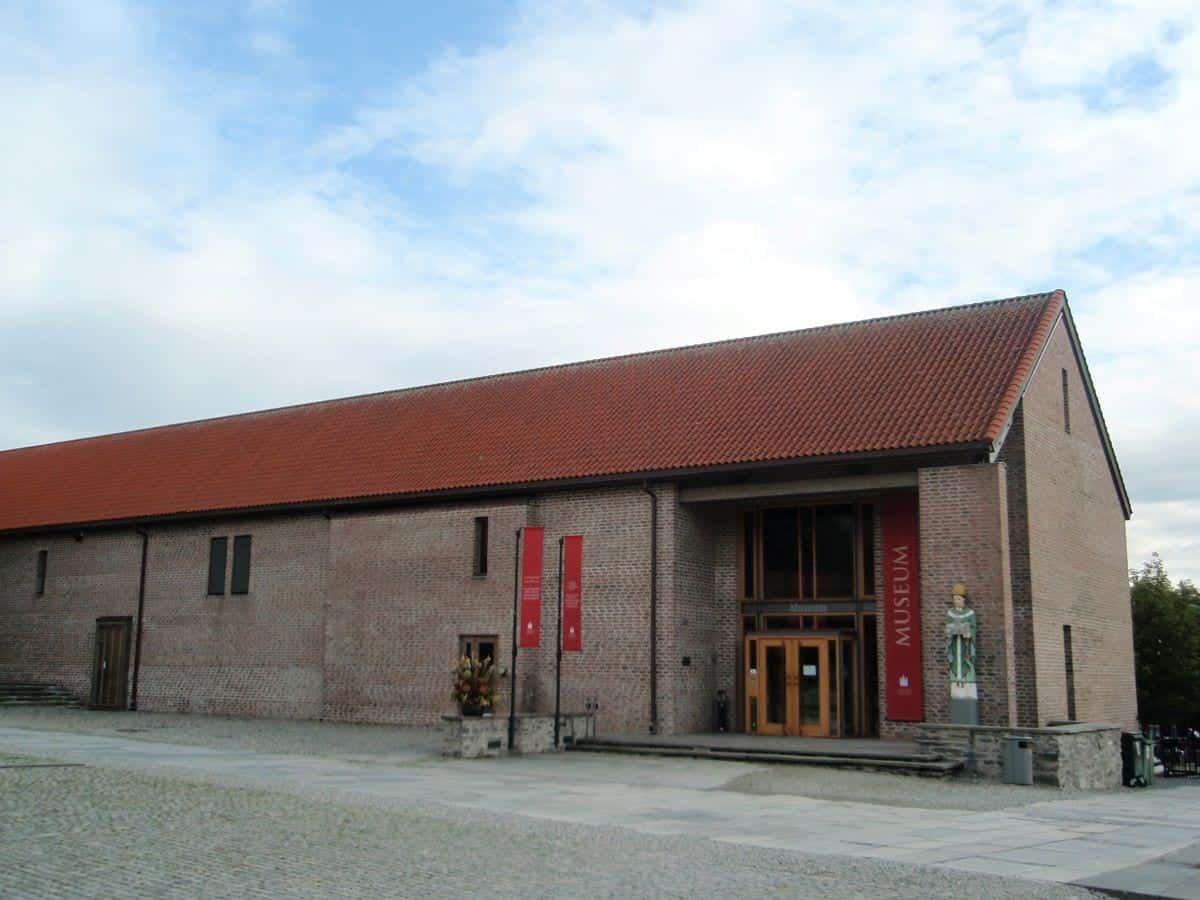 Archbishop Palace Museum Trodheim