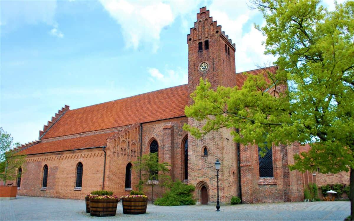 The Abbey in Ystad