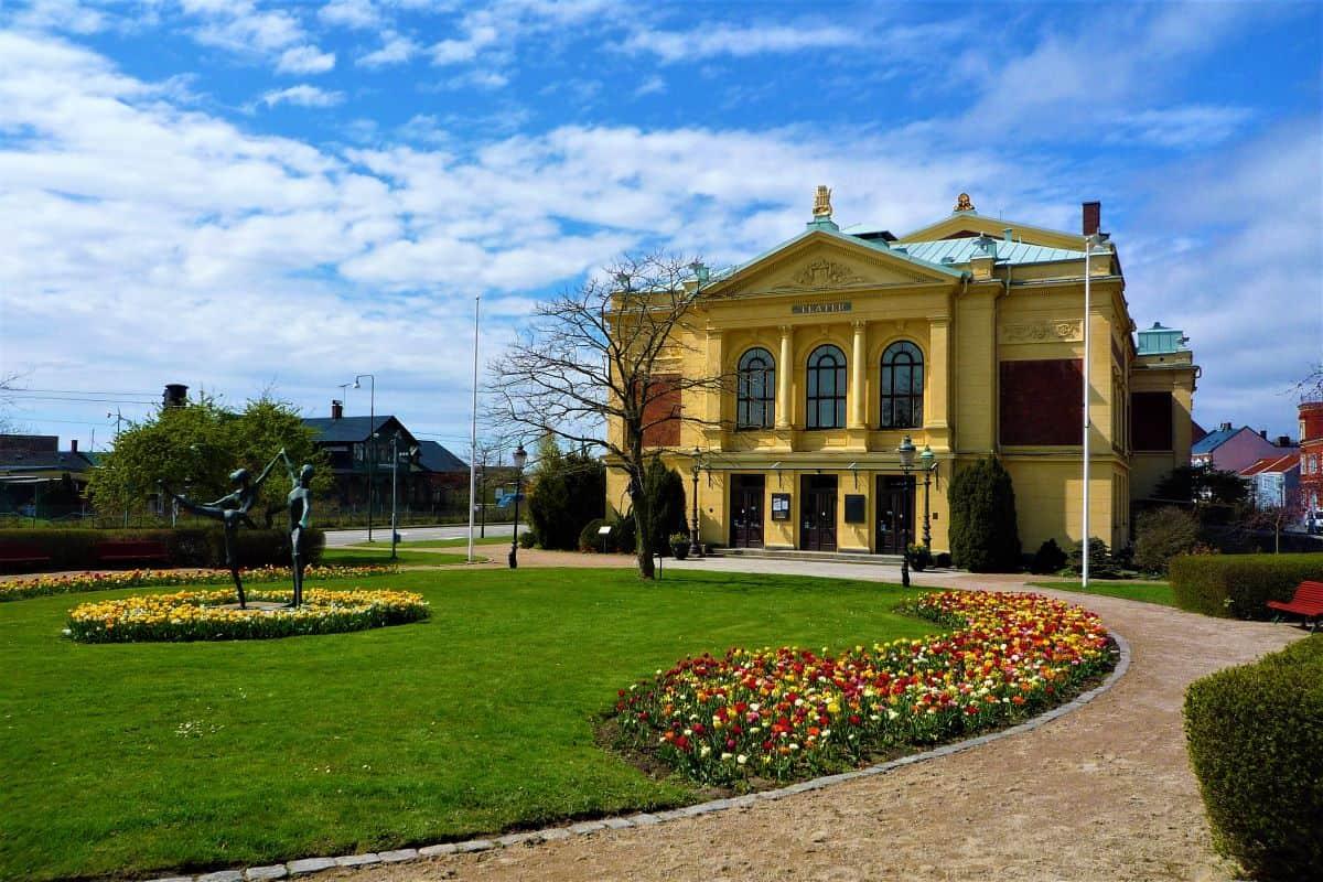 Ystad theatre