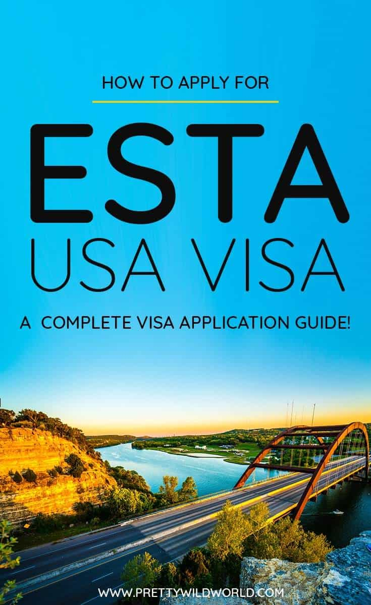 How to apply for ESTA USA visa | esta application, esta online esta usa, apply for esta, esta questions, esta application status, esta visa usa, esta visa application, esta application guide, esta application cost, esta application status, esta status, how long does an esta last #visaguide #estavisa #usatravel #travel #usa
