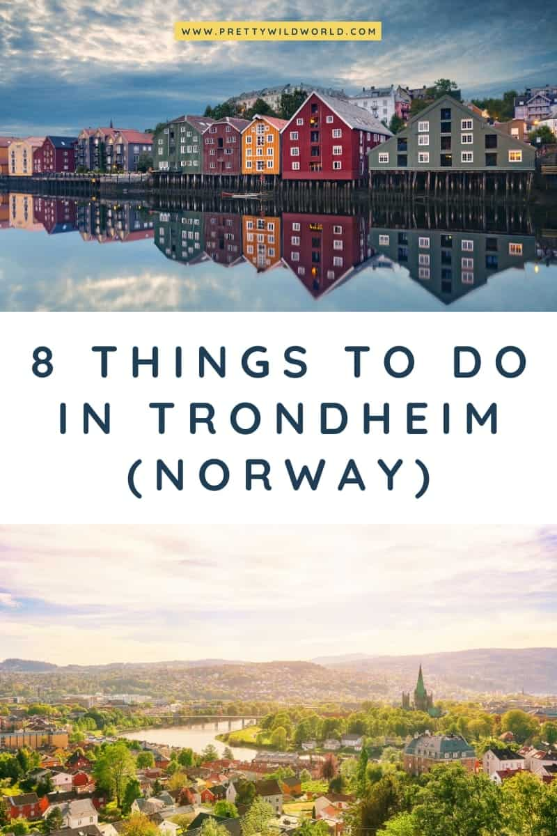 Looking for some Norway travel ideas? Here are the top things to do in Trondheim! Visit its beautiful nature, art, fjord, and viking history. Come around summer or winter for a full experience! #trondheim #norway #europe #traveldestinations #traveltips #bucketlisttravel #travelideas #travelguide #amazingdestinations #traveltheworld