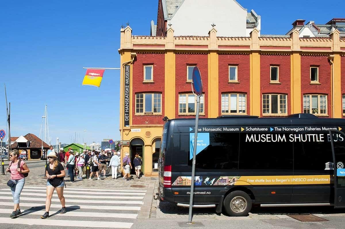 Hanseatic Museum and Schotstuene