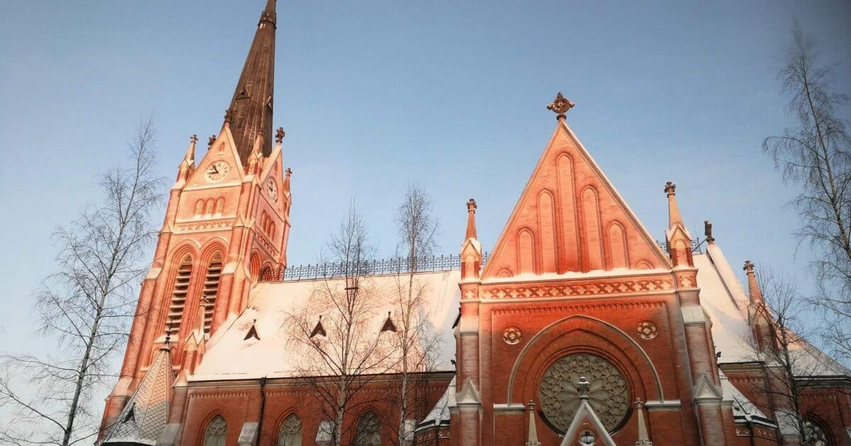 Things to do in Luleå