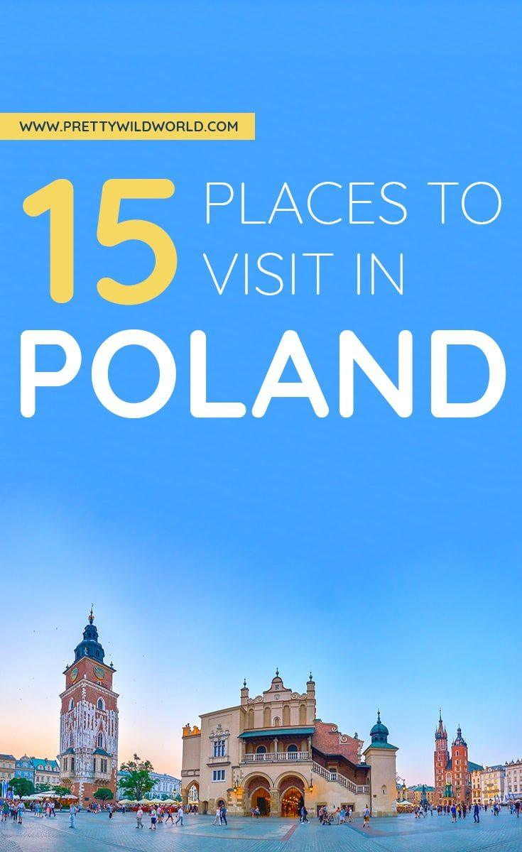 Places to Visit in Poland | where to go in Poland, places to go in Poland, must see in Poland, cities in Poland to visit, Poland places to visit, best cities to visit in Poland, best cities in Poland, famous places in Poland, best places in Poland, Poland points of interest, what to do in Poland, places to see in Poland, Poland travel destination, Poland travel tips, Poland travel amazing places, Poland travel itinerary #Poland #Europe #travel