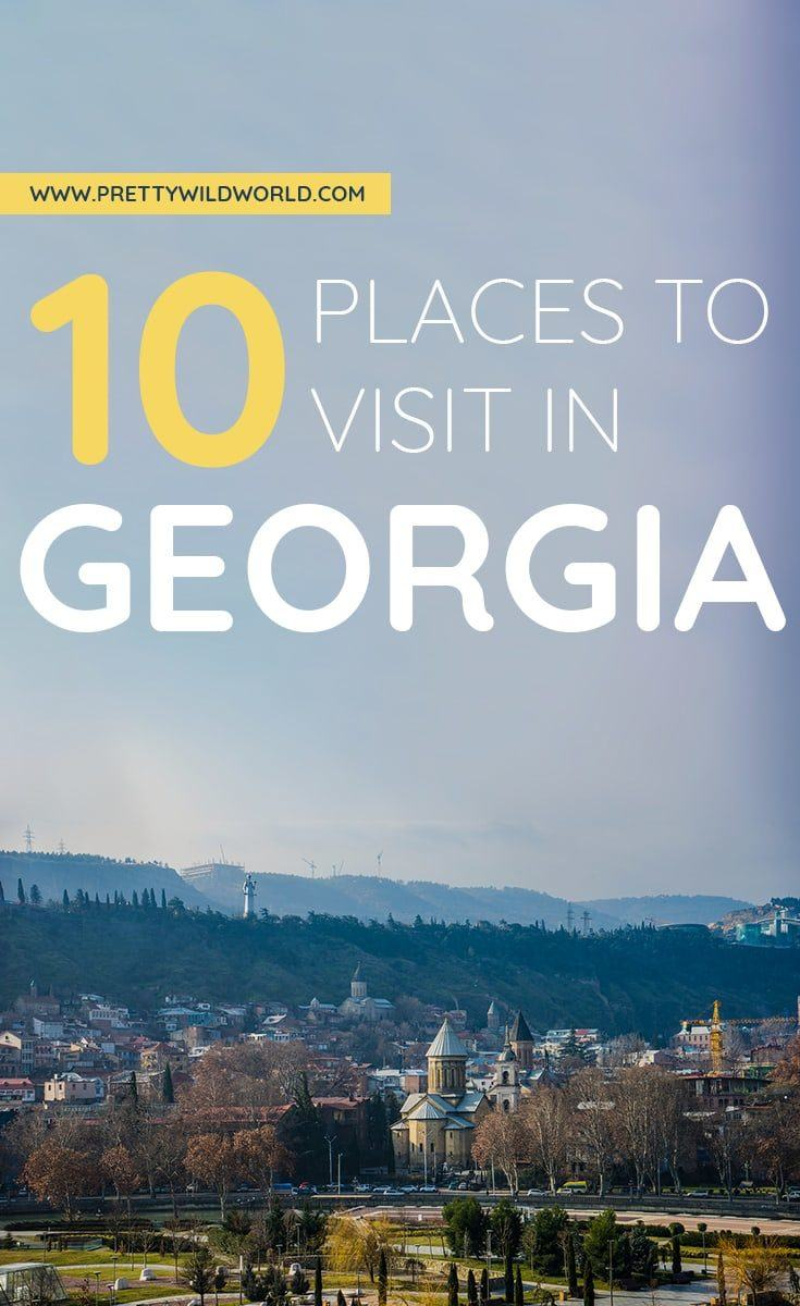 Places to Visit in Georgia | where to go in Georgia, places to go in Georgia, must see in Georgia, cities in Georgia to visit, Georgia places to visit, best cities to visit in Georgia, best cities in Georgia, famous places in Georgia, best places in Georgia, Georgia points of interest, what to do in Georgia, places to see in Georgia, Georgia travel destination, Georgia travel tips, Georgia travel amazing places, Georgia travel itinerary #Georgia #Europe #Travel