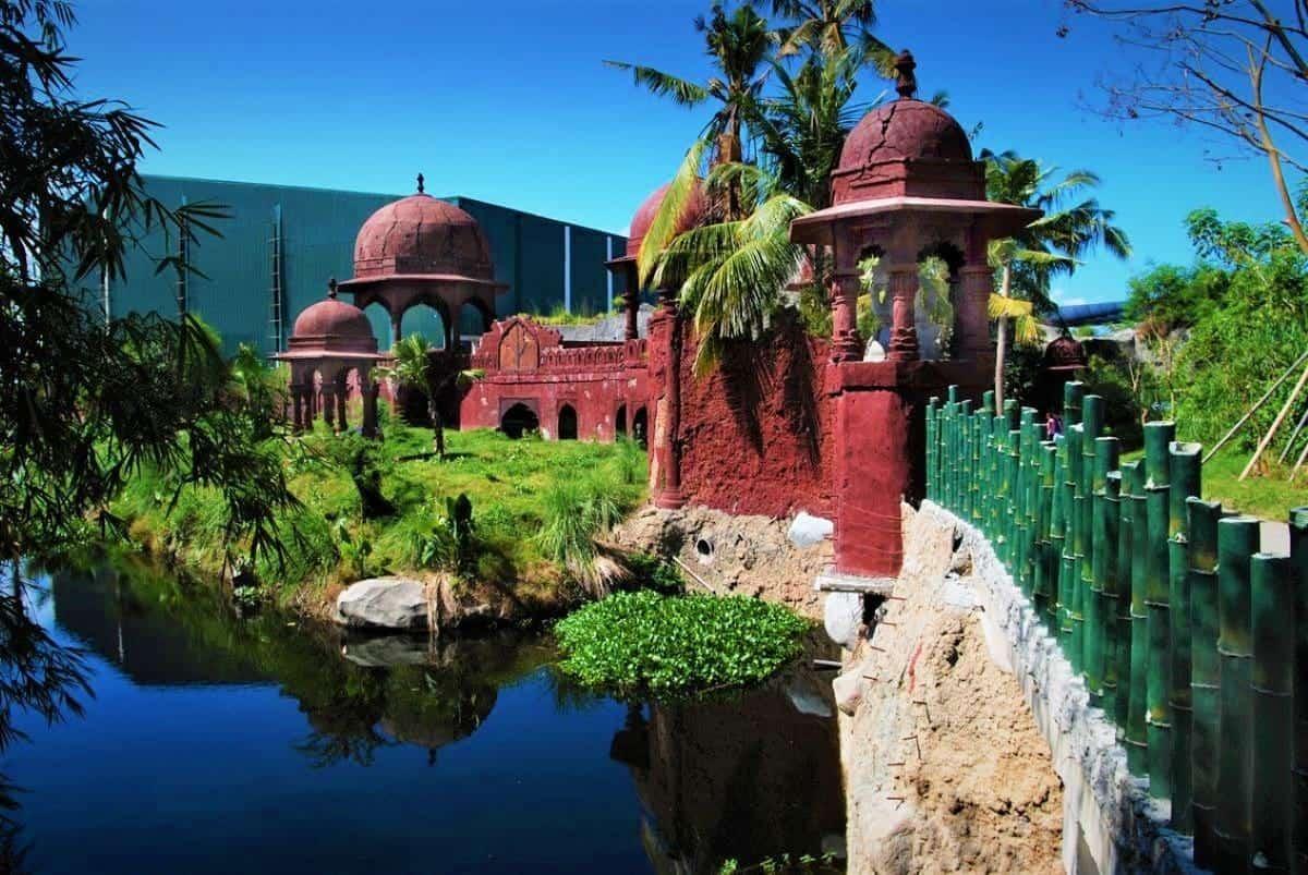 Safari and Marine Park Gianyar