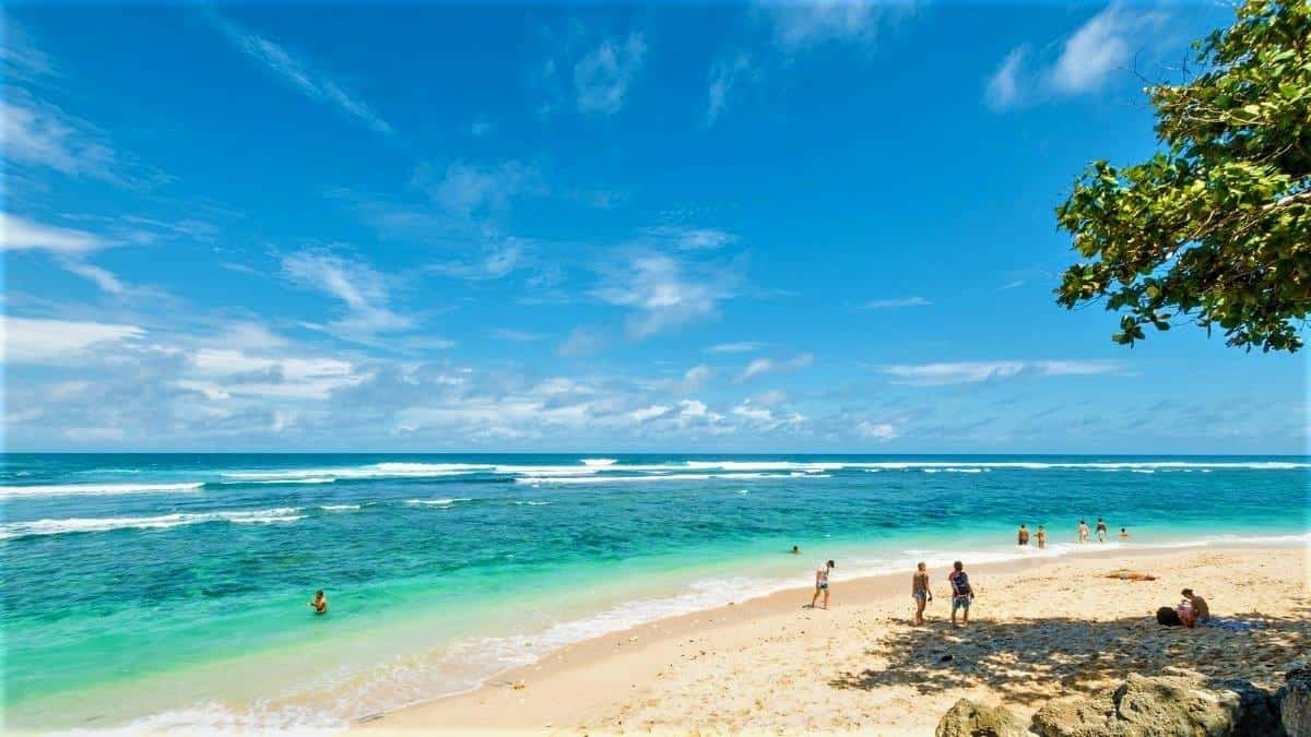 Green Bowl Beach Bali