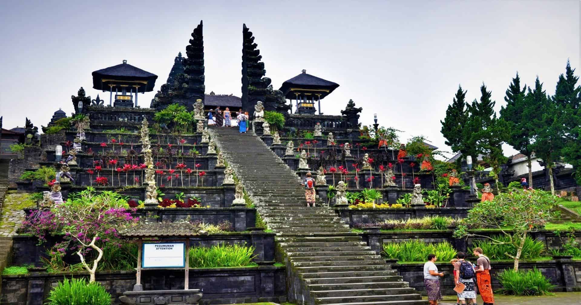 places to visit in Bali Indonesia