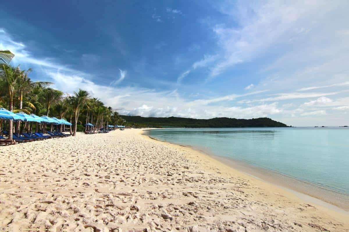 Bai Khem Beach Phu Quoc Island