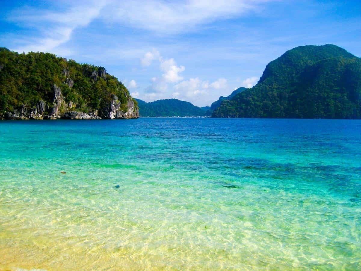 Hidden Beach, El Nido Palawan, The Philippines