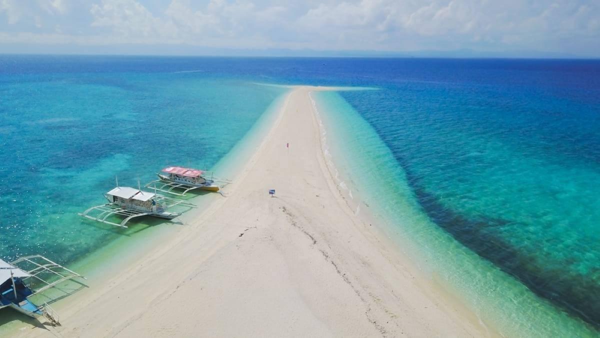 Kalanggaman Island Cebu Philippines