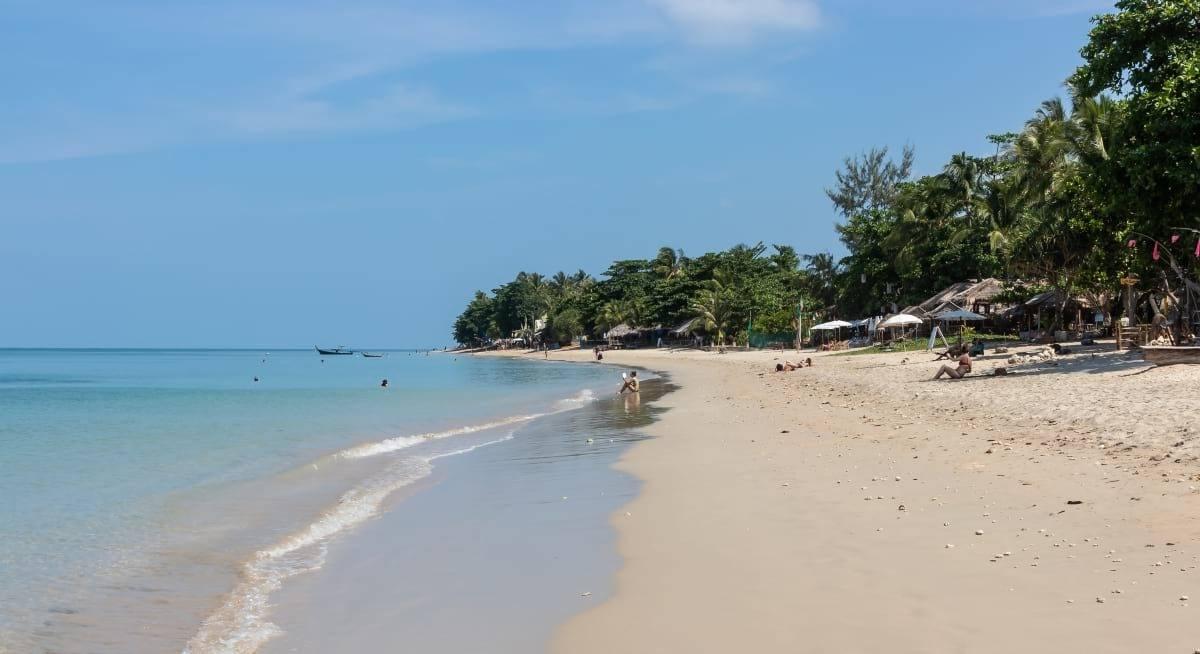 Ko Lanta Klong Khong Beach Thailand