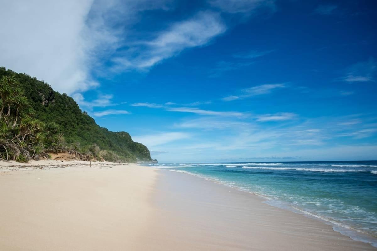 Nyang Nyang Beach Bali Indonesia