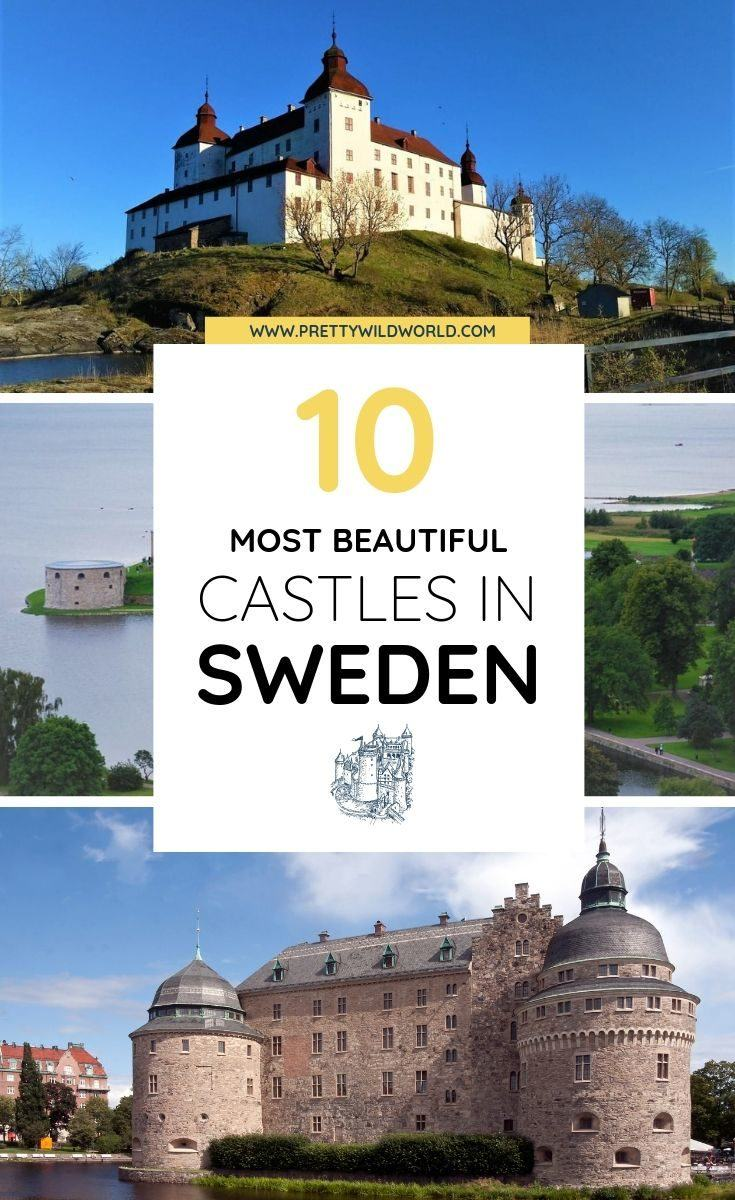 Castles in Sweden | castles in sweden, paradors in sweden, best castles in sweden, castles in sweden, moorish castle sweden, stay in a castle in sweden, castles in sweden, castles in sweden cities, castles in sweden architecture #sweden #europe #castles #travel