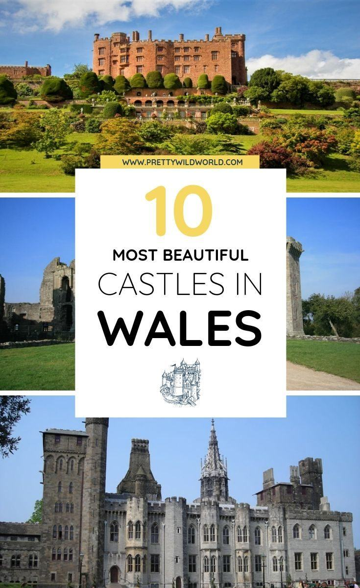 Castles in Wales | castles in wales, paradors in wales, best castles in wales, castles in northern wales, moorish castle wales, stay in a castle in wales, castles in wales, castles in wales cities, castles in wales architecture #wales #uk #castles #travel