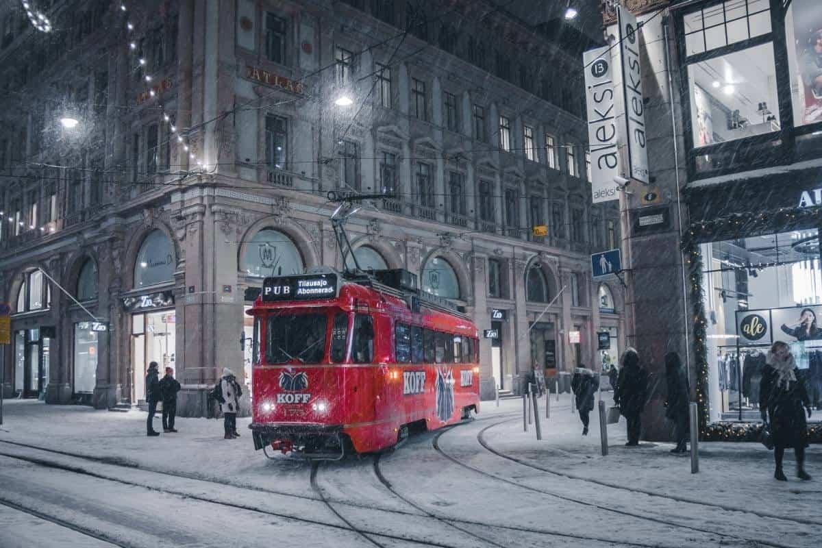 February Helsinki, Finland