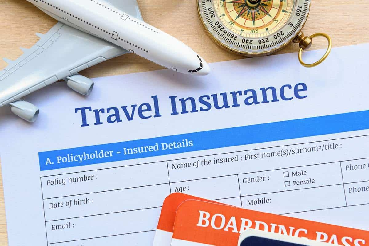 Contact your travel insurance and notify them of the cancelation or delay