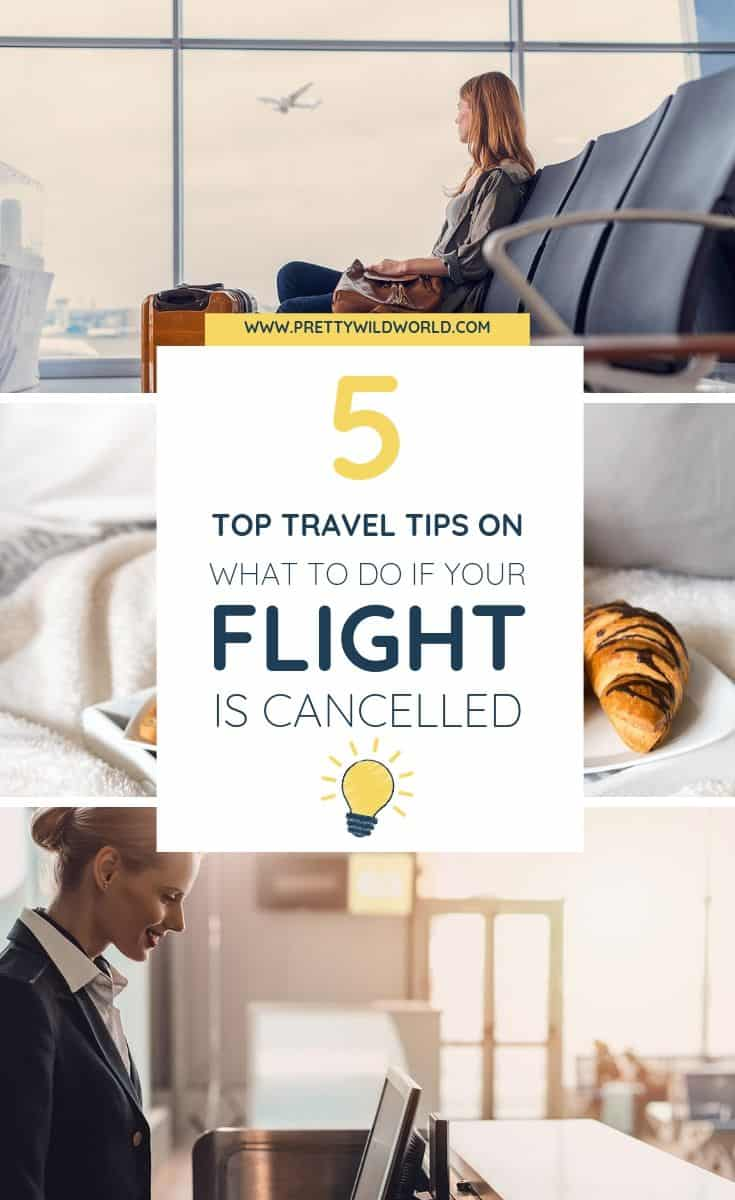 flights cancelled due to weather, what to do when your flight is cancelled, what happens if your flight is cancelled, if flight is cancelled what are my rights, what to do if flight is cancelled, why are flights cancelled, how to find out why a flight was cancelled, airline compensation for cancelled flights, when a flight is cancelled, how to claim for cancelled flight, flight got cancelled #TTravelTips #FlyingTips #Travel
