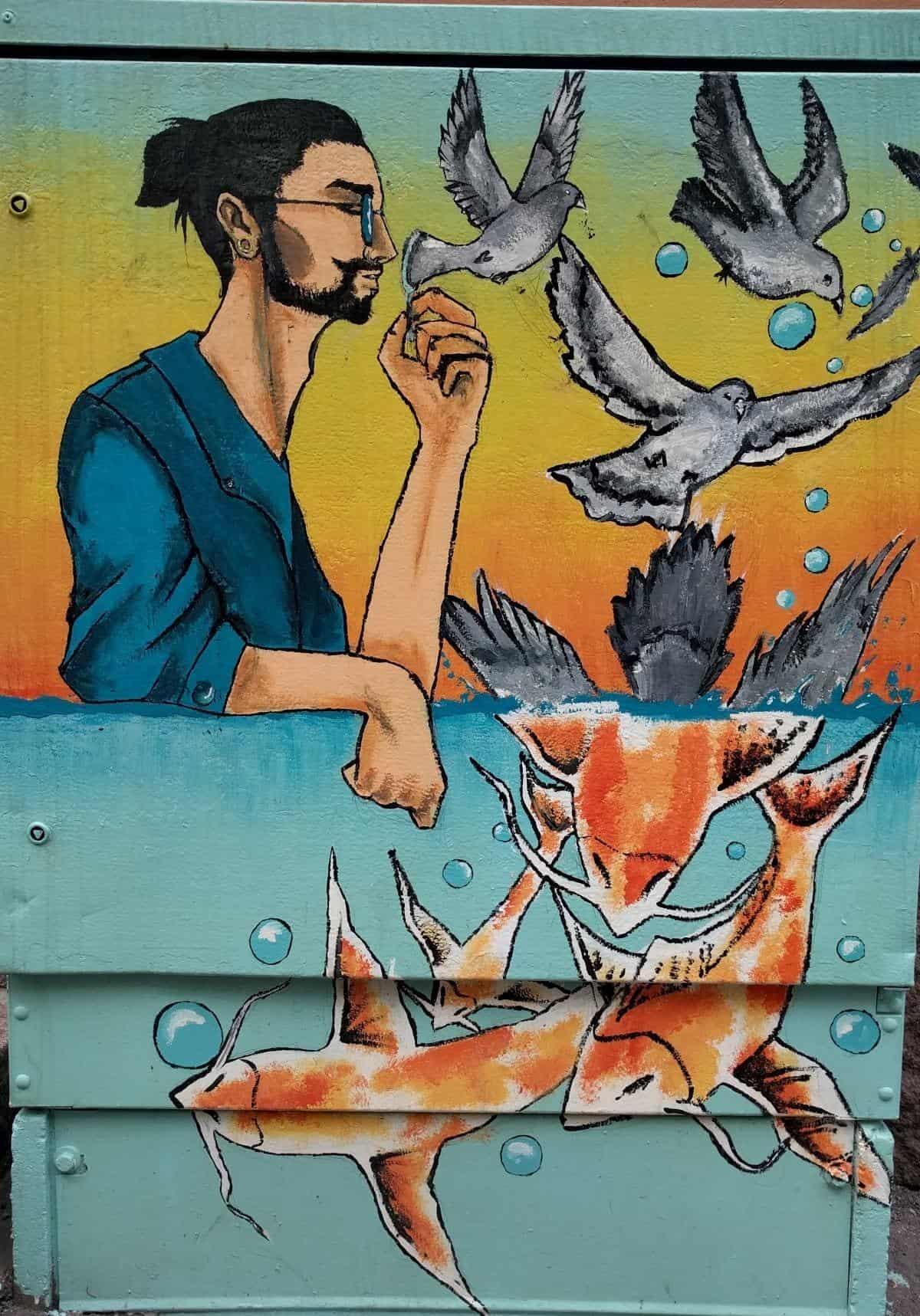 street art Helsini Finland
