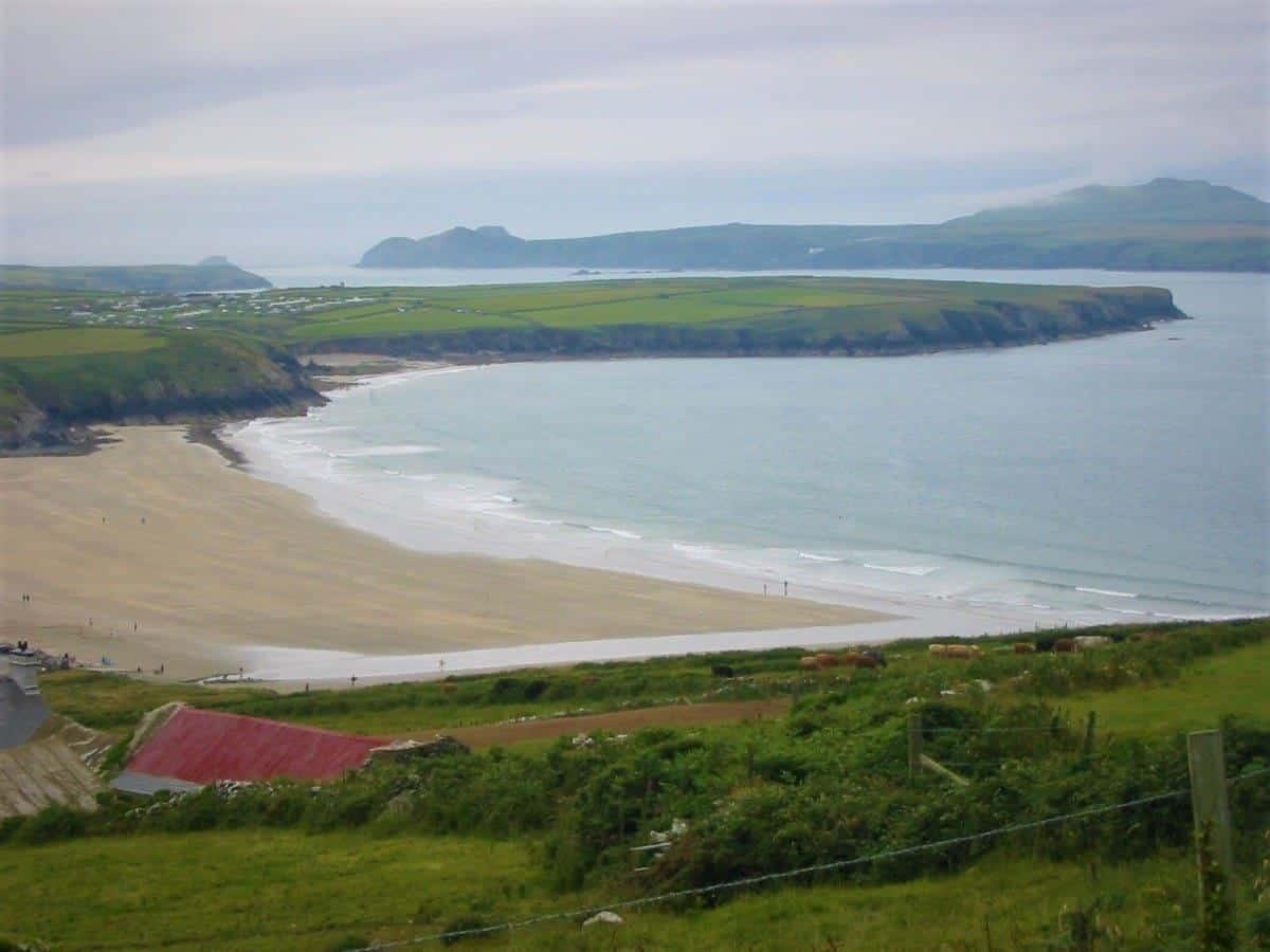 Ramsey Island Wales