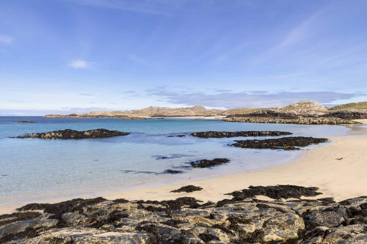 isle of Coll April