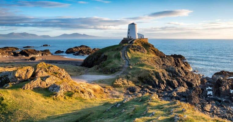 Anglesey Island Featured