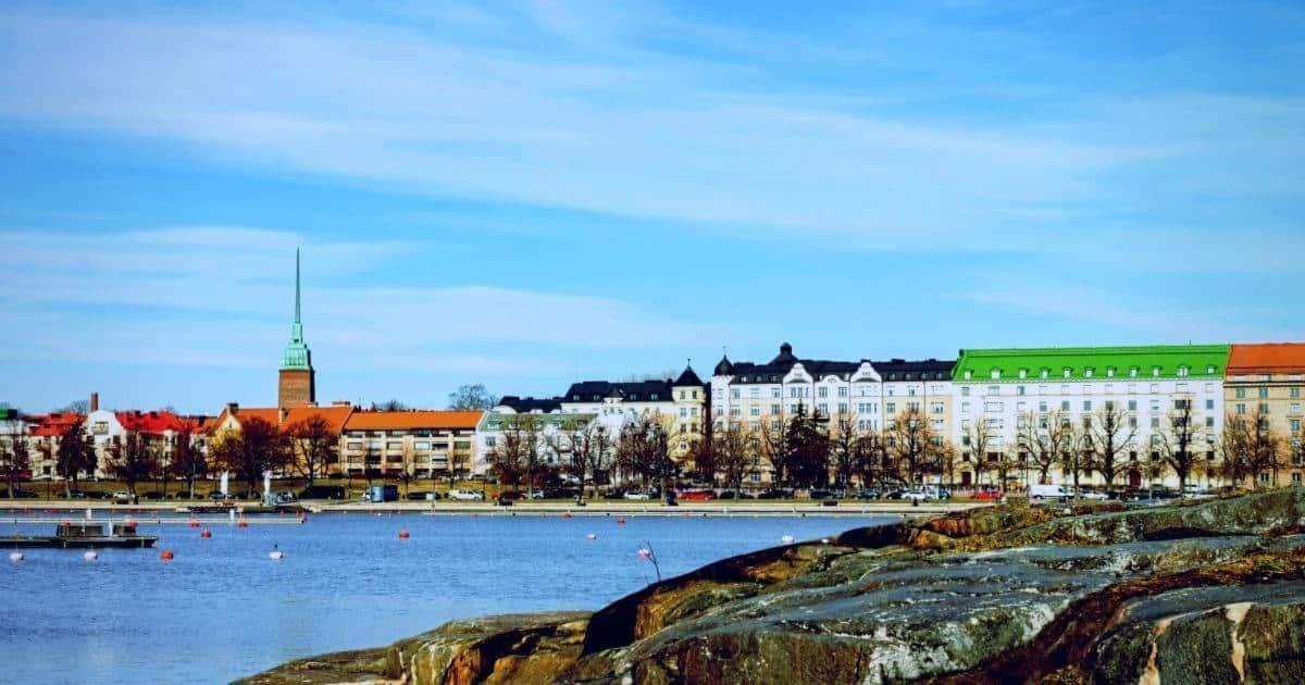 Uunisaari Helsinki Finland