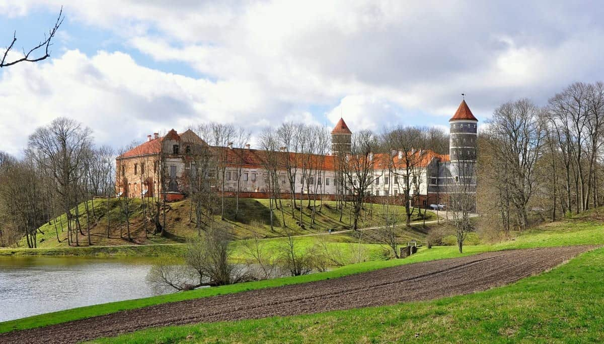 Panemune castle lithuania