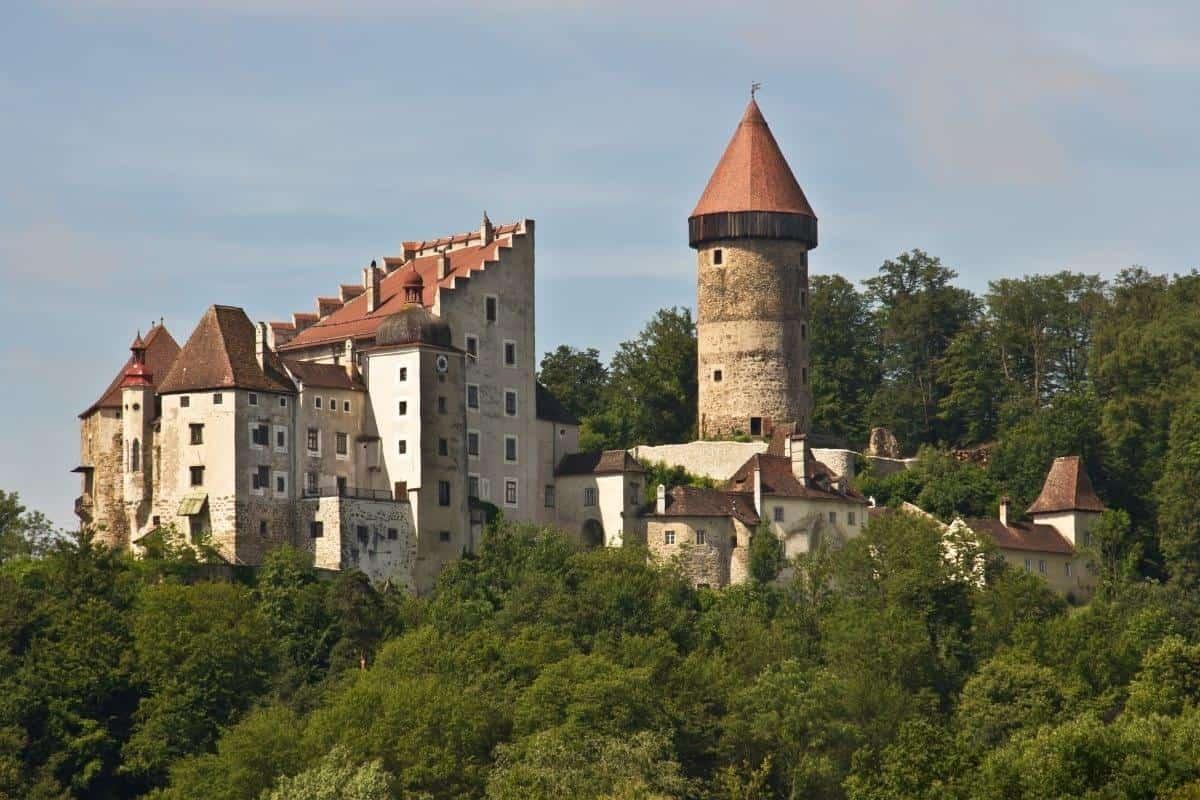 Burg Clam Austria